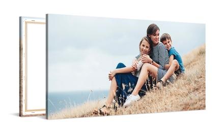Fotolienzo panorámico con varios tamaños a elegir desde 17,99 € en Photo Gift