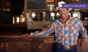 George Strait – Up to 52% Off Country Tour at George Strait - Strait to Vegas Tour: 60 #1 Hits Weekend, plus 9.0% Cash Back from Ebates.