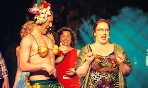 """Wacky Productions Showevents: Espen Nowacki's Urlaubs-Revue """"Ab in den Süden"""" an einem Termin und in einer Stadt nach Wahl (50% sparen)"""