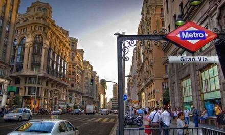Madrid: hasta 7 noches en apartamento tipo loft para 2 o 3 con servicio de limpieza en Smartandcheap Rental