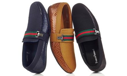 Franco Vanucci Roberto Men's Driver Shoes