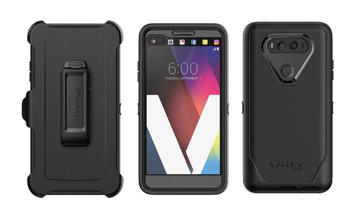 hot sales 1c647 cfd4a OtterBox Defender Series Case for LG V20