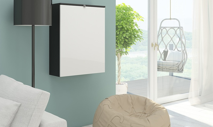 functioneel inklapbaar bureau groupon goods. Black Bedroom Furniture Sets. Home Design Ideas