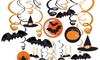 Modern Halloween Mega Value Pack Swirl Decorations (2-Pack)