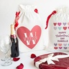 Up to 56% Off Personalized Love-Themed Gift Bags from Qualtry