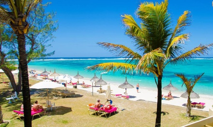 ✈ Mauritius: 7 or 14 Nights with Flights and All Inclusive at Silver Beach Hotel*