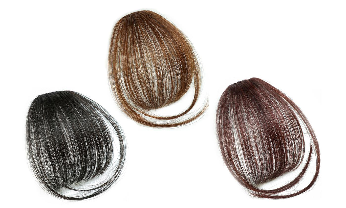 One or Two Hair Bangs Extensions