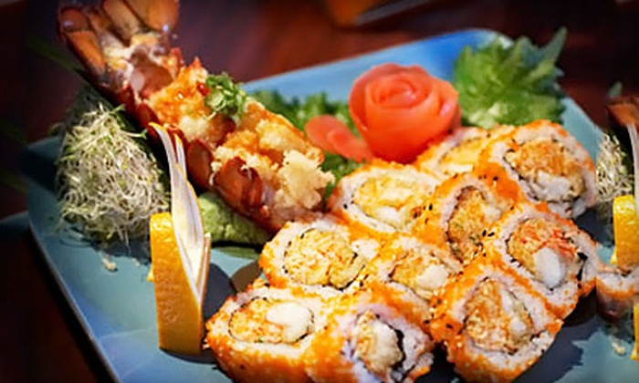 Galanga Thai Kitchen & Sushi Bar - Wilton Manors: $20 for $40 Worth of Thai and Japanese Cuisine for Dinner at Galanga Thai Kitchen & Sushi Bar in Wilton Manors