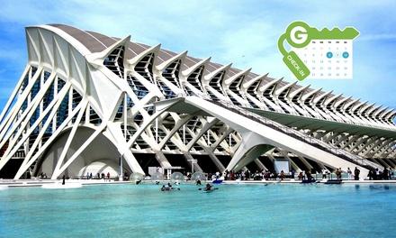 Valencia: estancia para dos en habitación doble o twin con desayuno y acceso al spa en Hotel Neptuno 4*