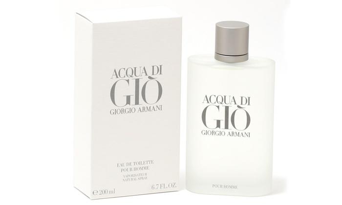Giorgio Armani Acqua di Giò Eau de Toilette for Men (6.7 Fl. Oz.)
