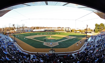 $20 for a Wake Forest Baseball Game-Day Package for Up to Four at Wake Forest Baseball Park on April 24–26 ($53 Value)