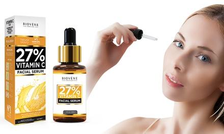 1, 2 of 3 Biovène serums voor het gezicht met vitamine C vanaf € 9,99
