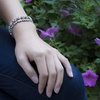 Lesa Michele Tennis Bracelet made with Swarovski Crystals