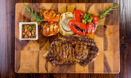 Argentine Steakhouse Fare at Gaucho Grill - Burbank (Up to 45% Off). Two Options Available.