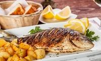 4-Gänge-Menü mit Ocotpus und Dorade oder Baby Calamaris vom Grill für 2 oder 4 bei Nefeli im Phönix (bis zu 51% sparen*)