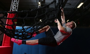 Two or Four One-Hour Passes with Flight Socks at Flight Trampoline Park (Up to 50% Off)