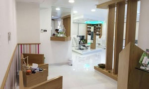 White Jasmine Salon: Moroccan Bath with Optional Hot Oil Hair Treatment at White Jasmine Salon