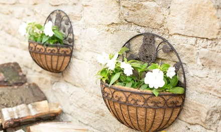 Two Owl Design Wall Planters