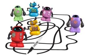 Robot qui suit ta ligne DrawBot