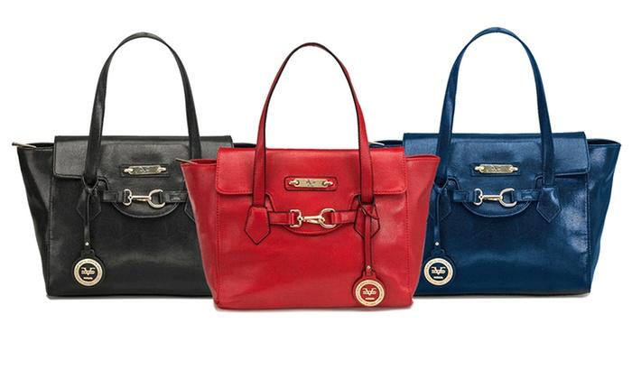 1e20e0f6c7 Versace 19.69 Abbigliamento Borsa Women's Signature Tote | Groupon