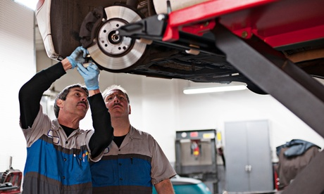 Up to 38% Off on Brakes (Auto Parts Retail) at Destin Auto Care
