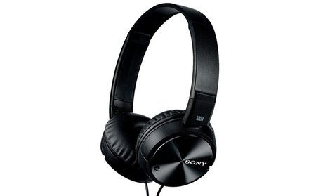 Sony Wired Noise-Canceling Headphones