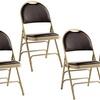 Samsonite Comfort Series Folding Chairs (4-Pack)