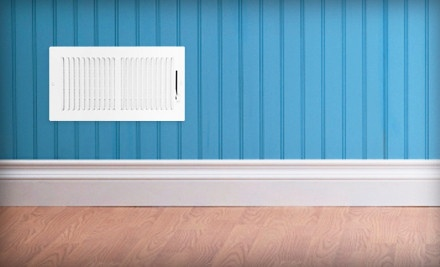 Complete Air-Duct Cleaning with Optional Dryer-Vent Cleaning from SpeedDry Cleaning and Restoration (Up to 80% Off)