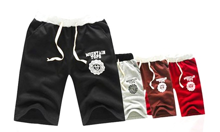 Groupon Fashion & Accessories Deal: $6.90 for a Pair of Drawstring Shorts (worth $23). 5 Colours