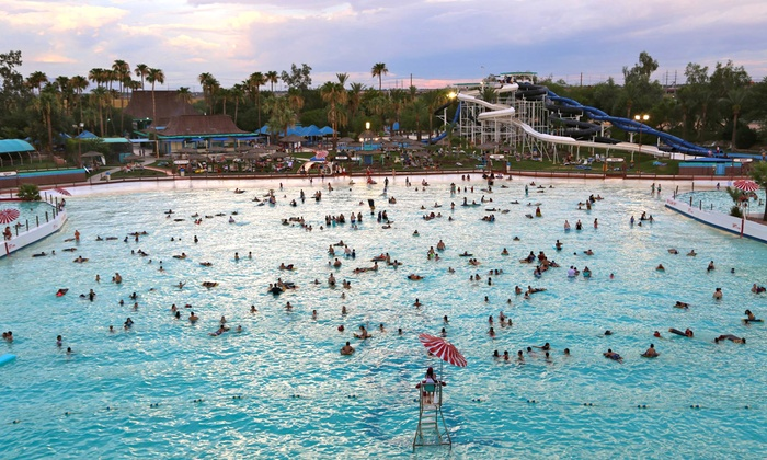 Big Surf Waterpark - Indian Bend: $15 for a General-Admission Single-Day Pass at Big Surf Waterpark ($29.95 Value)