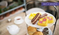 New Year Afternoon Tea for Two or Four at Wyevale Garden Centres, 110 Locations (Up to 41% Off) Valid from 1st Jan