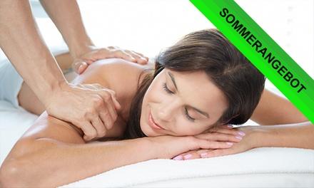 Nacken- und Rückenmassage oder klassische Ganzkörpermassage bei Heilpraktiker Alexander Schäfer (52% sparen*)