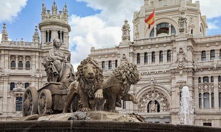 Madrid: 2 horas, 1 o 2 noches para 2 en suite, habitación deluxe o suite deluxe o superior - Hostal Casa Boutique Chueca