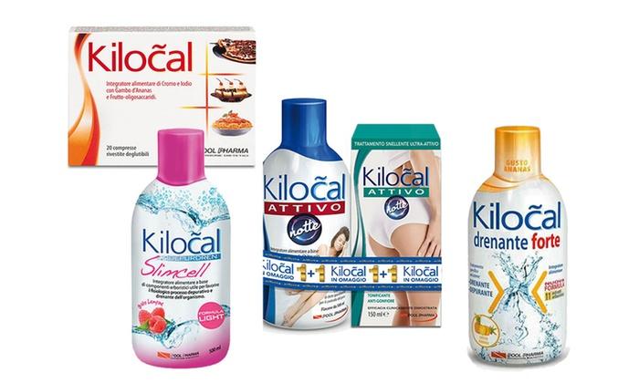 Prodotti snellenti Kilocal