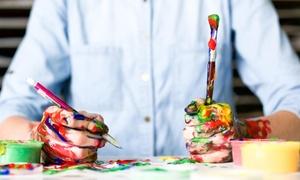 ARTMASTERS GmbH: Mal-Party inkl. Materialien für eine oder zwei Personen bei ARTMASTERS (bis zu 46% sparen*)