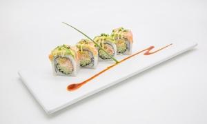 Ikka Restaurant: All you can eat sushi fino a 6 persone in zona Colonne di San Lorenzo da Ikka Restaurant (sconto fino a 56%)