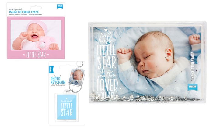 Baby Boy or Girl Photo Frames | Groupon