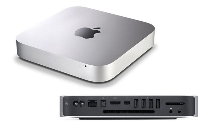 Refurbished Apple Mac Mini MC816B/A from €449 99