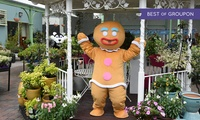 The Great Chase: The Gingerbread Man Event on 17 September - 6 November at Rathwood (Up to 46% Off)