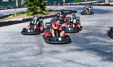 $29.99 for All-Day Attraction Pass for One at Boomers! ($50.99 Value)
