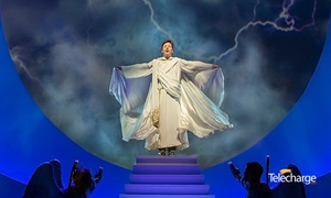 """An Act of God"" Starring Sean Hayes: <i>An Act of God</i> starring Sean Hayes (Through July 3)"