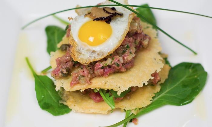 La Biererie - Antibes: Plat et dessert au choix pour 2 ou 4 personnes, dès 29,90 € au restaurant La Biererie