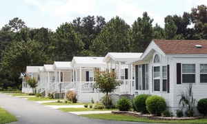RV Sites and Vacation Rentals on Orange Lake