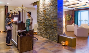 O2 Spa: 60- or 90-Minute Spa Treatment with Optional 30-Minute Body Wrap or Facial at O2 Spa, 15 Locations(Up to 58% Off)