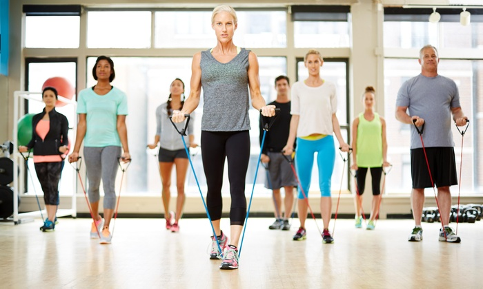 Fit For Life - Downtown Ontario: Five Boot-Camp Classes at fit for life  (45% Off)