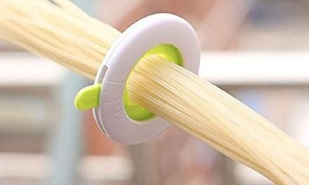 Medidor ajustable de espaguetis