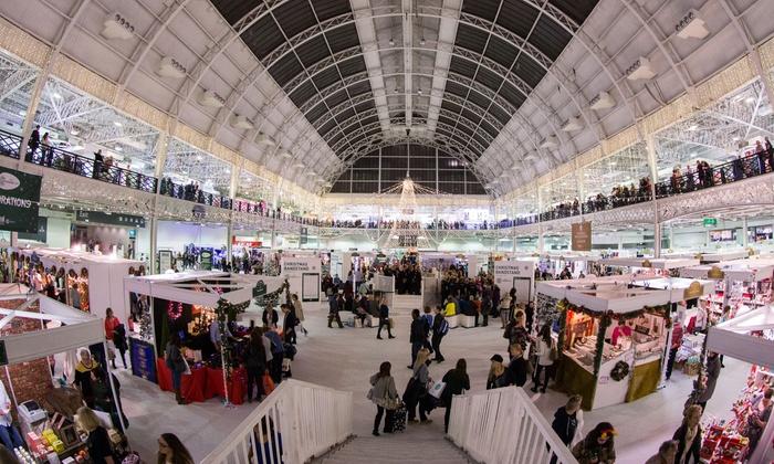 Ideal Home Show London 2020 Christmas Eapnwb Mynewyeardom Site