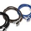 Men's Anchor Wrap Bracelets
