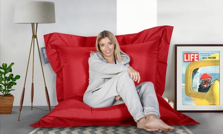 Giant Indoor and Outdoor Beanbag in Choice of Colour With Free Delivery