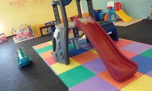 Wiggle Worms Playland: $4 for $8 Worth of Products — Wiggle Worms Playland